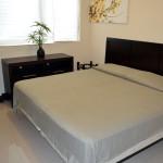 Master Bedroom at Azure Luxury Suites
